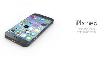 Les joies du nouvel iPhone 6.