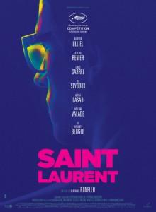 Saint Laurent : jeu concours - affiche