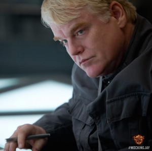 the-hunger-games-mockingjay-philip-seymour-hoffman-plutarch heavensbee