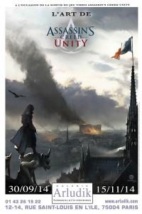 Assassin's Creed Unity Arludik Affiche