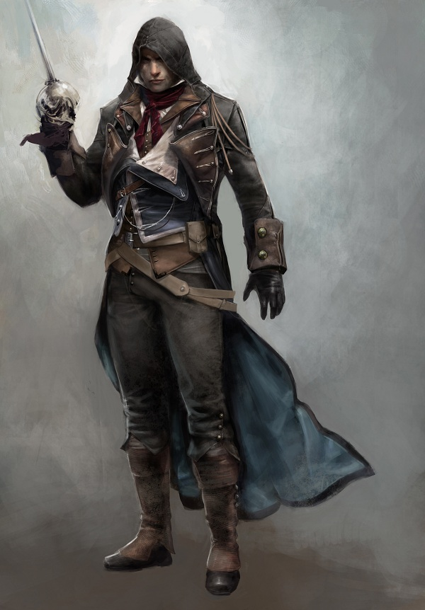 Assassin s Creed Rogue and Unity, Moral Tables Are Turned - The