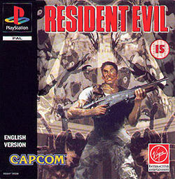 Halloween jeux video resident evil