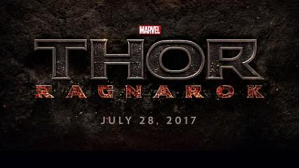 Marvel Phase 3 Thor Ragnarok