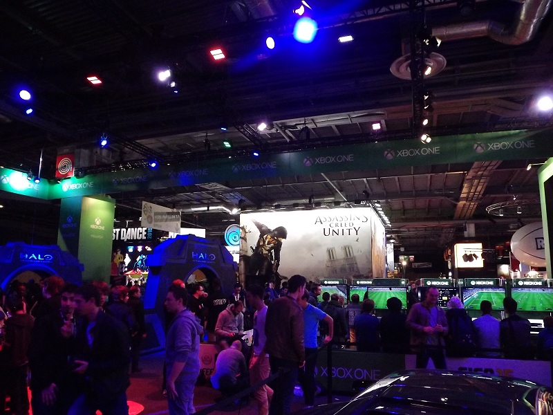 Paris Games Week 2014 illus1
