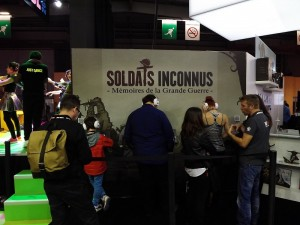 Paris Games Week 2014 illus2