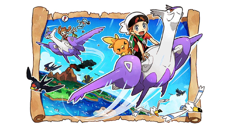 Pokémon Rubis Omega / Saphir Alpha : Nouvelles Méga
