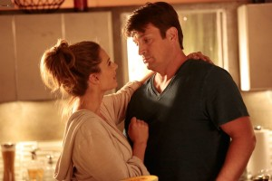 Castle 7x06 - photos The Time of Our Lives