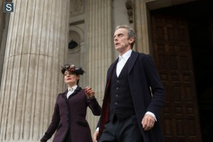 Doctor Who 8x11 photos
