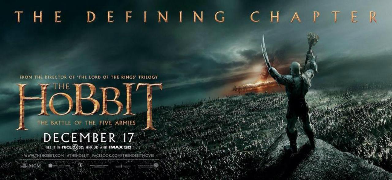 le hobbit la bataille des cinq arm233es encore plus d