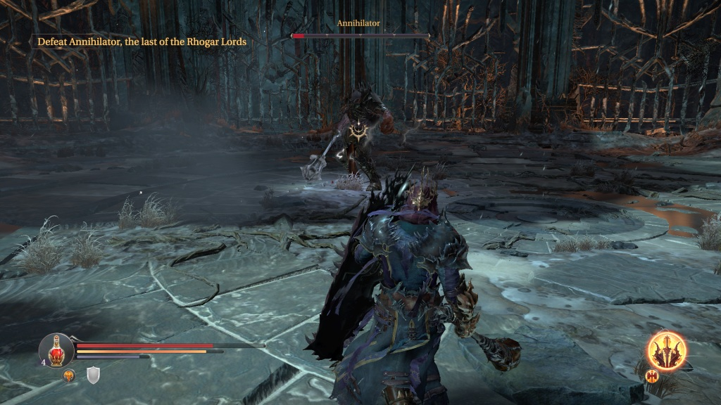 Lords of the Fallen : ...