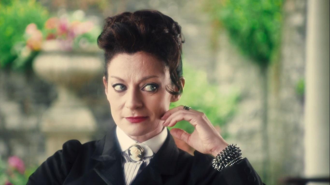 Doctor Who Saison 8 Missy Est R 233 Actions Amp Sondage