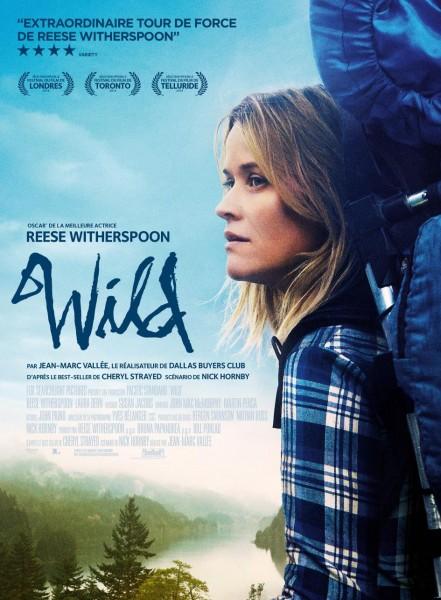 WILD - Affiche