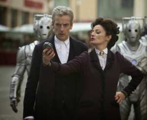 Doctor Who Death in Haven photos