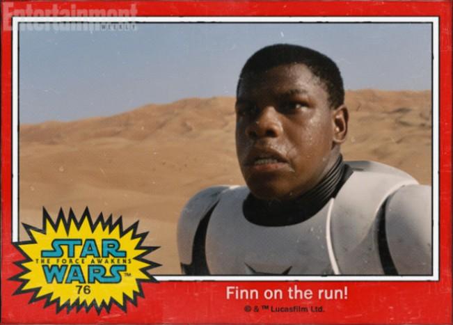 Star Wars 7 : Le réveil de la Force : nom de personnages révélés