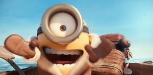 bob découvre new york Minions le films