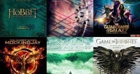 musique de film les 10 meilleurs bandes originales 2014