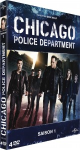 DVD CHICAGO-PD-s1