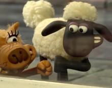 Shaun le mouton une