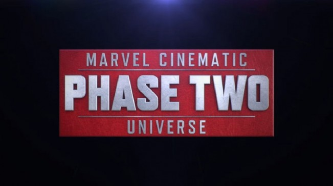 Ou as le Marvel Cinematic Universe phase 2