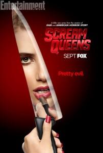 Scream Queens : nouvelles affiches
