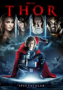 thor 1 poster