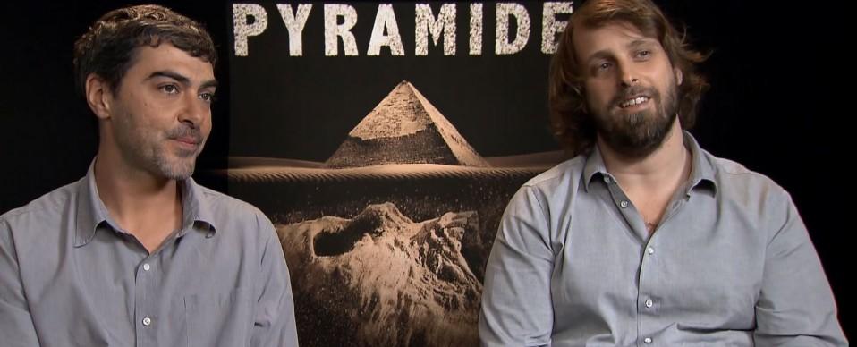 alexandre aja gregory levasseur brainterview pyramide