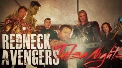 avengers redneck
