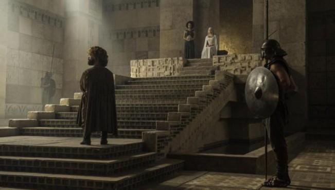 daenerys Tyrion game of thrones saison 5