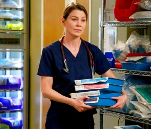 meredith greys anatomy saison 11