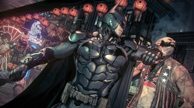 Batman Arkham Knight illus2