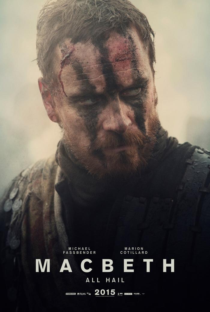 Macbeth Nouvelles Affiches Brain Damaged