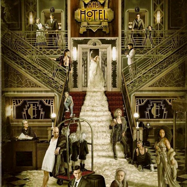 ahs-hotel-affiche-personnages