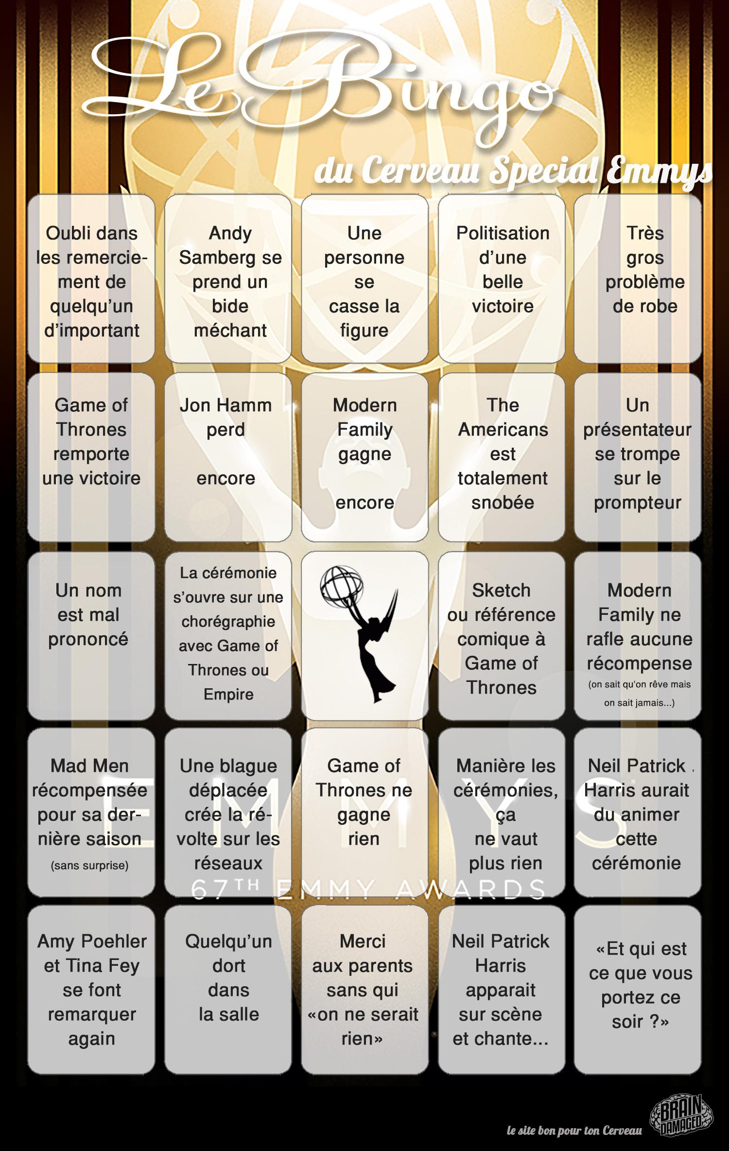 bingo emmys final