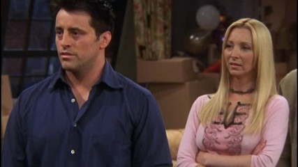 joey et phoebe ensemble a la fin de la série friends