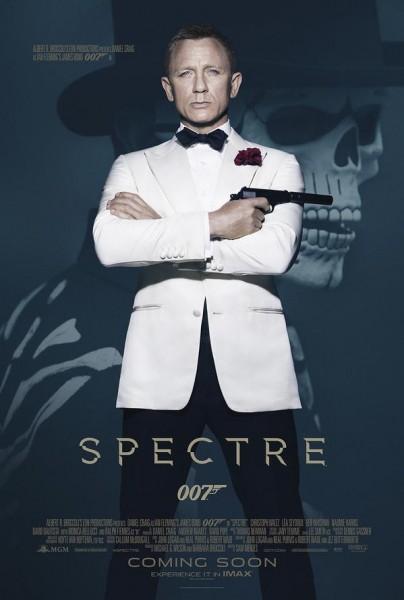 spectre affiche
