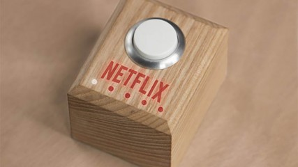 the switch le bouton netflix connecté