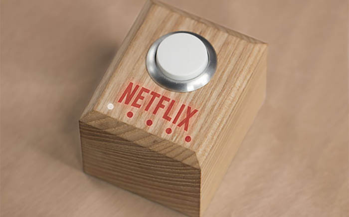 how to connect netflix to fetch