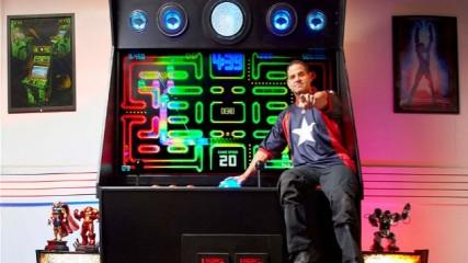 plus grand jeu d'arcade au monde