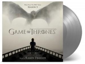 Game of Thrones Season 5 Vinyl £32.99