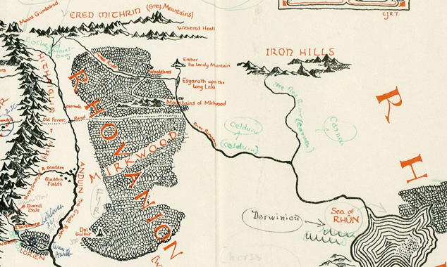 carte-terre-du-milieu-tolkien-notes