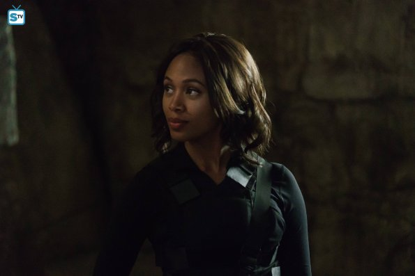 Sleepy Hollow Abbie Mills