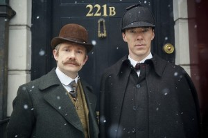 Sherlock The  Abominable Bride - Images