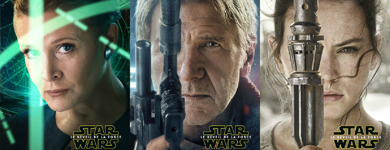 Star wars 7 le r veil de la force affiches personnages brain damaged - Personnage star wars 7 ...