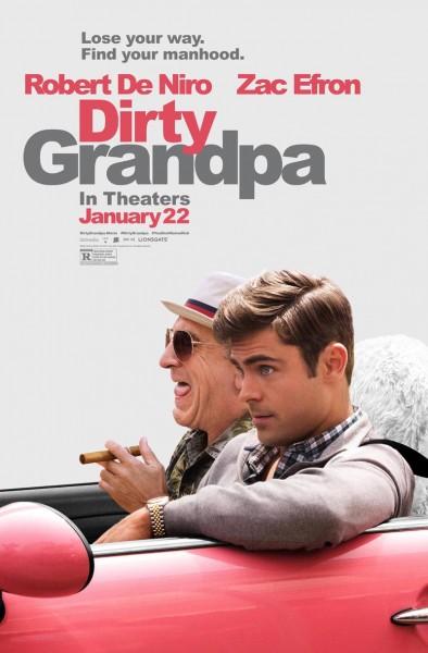 Dirty Granpa Affiche A