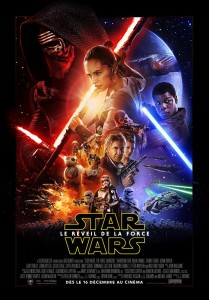 critique star wars affiche  han solo Rey Princesse leia JJ Abrams Luke Skywalker Chewbacca