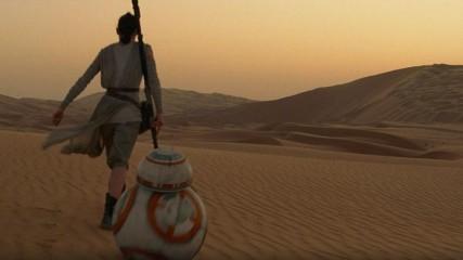 critique star wars imge une han solo Rey Princesse leia JJ Abrams Luke Skywalker Chewbacca