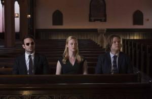 Daredevil saison 2 : Nouvelles images à l?Eglise