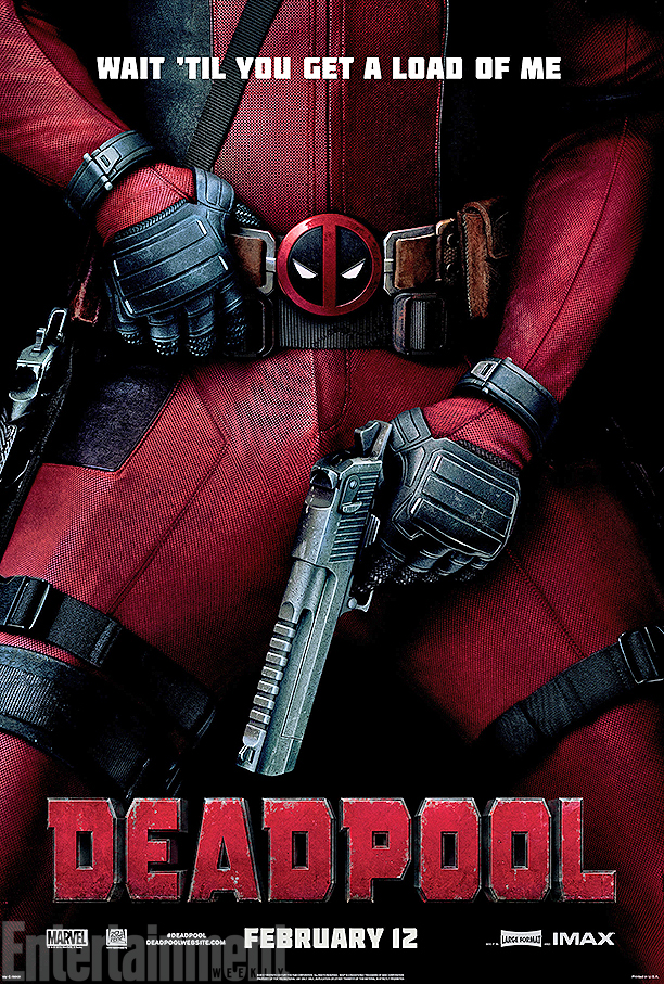 Séries Marvel - Page 6 Deadpool-montre-son-calibre-affiche-affiche