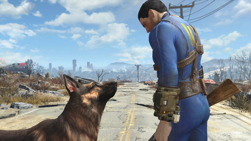 fallout-4 chien
