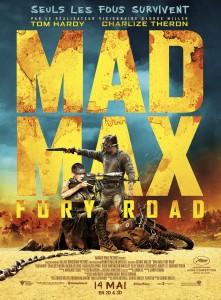 les 10 meilleurs films du Cerveau 2015 - MAd Max Fury Road